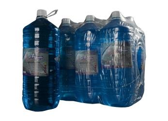 2.5 لیتری شیشه شوی- شرکت امیدان صنعت آرمان میهن- آصامکو